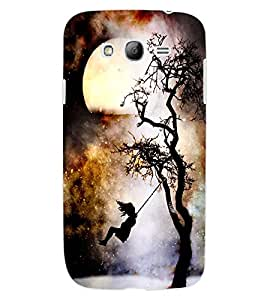 ColourCraft Scary Night Design Back Case Cover for SAMSUNG GALAXY GRAND NEO I9060