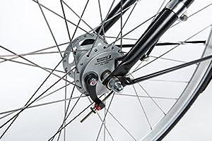 """Tulipbikes, classic Dutch bike """"Tulip 2"""", matt black, 3 speed Shimano, framesize 50cm from Tulipbikes"""
