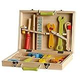 beluga juguetes 77045 - Herramienta Familia Werkzeugkoffer
