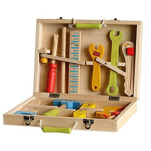 beluga-Spielwaren-77045-Tools-Family-Werkzeugkoffer