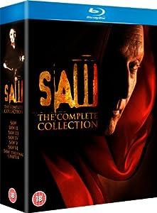 Saw: 1-7 Box Set [Blu-ray]