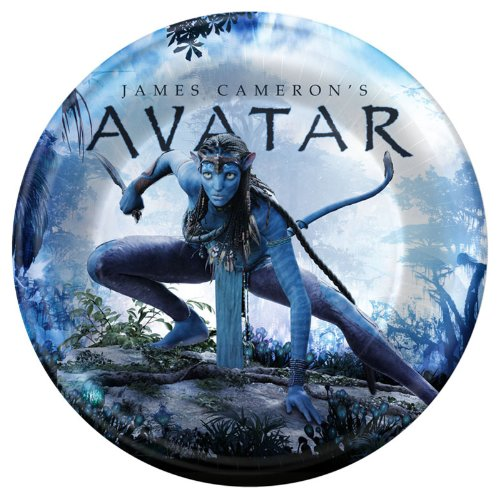 Avatar Dessert Plates Package of 8