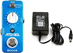 Mooer Pitch Box Pitch Shift/Detune/Harmony Pedal w/ Power Supply from Mooer Audio