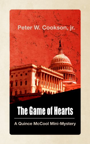 The Game of Hearts - A Quince McCool Mini-Mystery cover