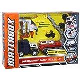 Matchbox Mega Rig Building System Supreme Hero Pack
