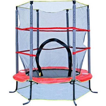 Airzone-55-Trampoline-Red