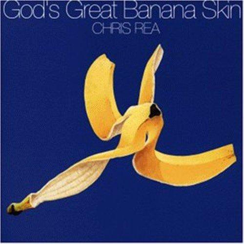 CD : Chris Rea - God's Great Banana Skin (CD)