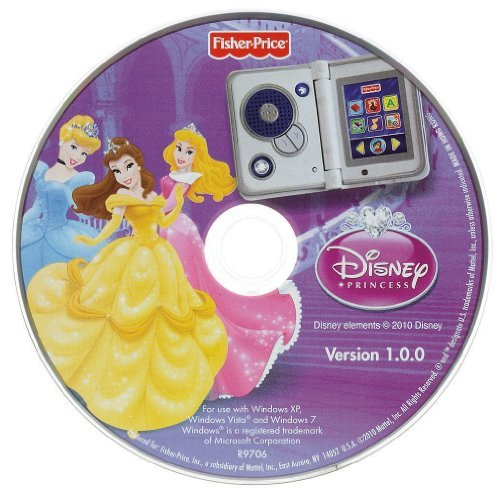 Fisher-Price Ixl Learning System Software Disney Princess Toy, Kids, Play, Children
