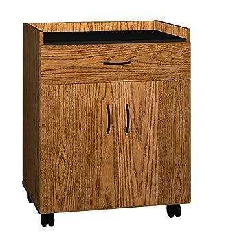 Ironwood DMSDO Deluxe Machine Stand, Dixie Oak