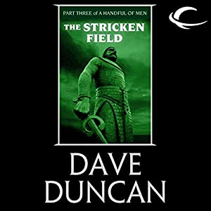 The Stricken Field Audiobook
