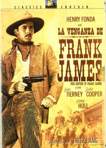 La venganza de Frank James [DVD]