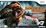 Cabelas Dangerous Hunts 2013 with Gun - Nintendo Wii