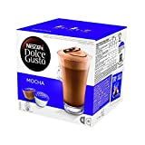 Nescafé Dolce Gusto Mocha, 16 Capsules - Pack of 3 (48...