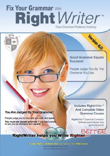 RightWriter: Grammar Correction Software