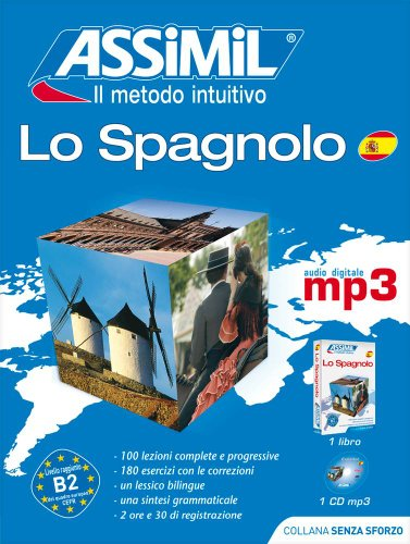 Lo spagnolo Con CD Audio formato MP3 PDF