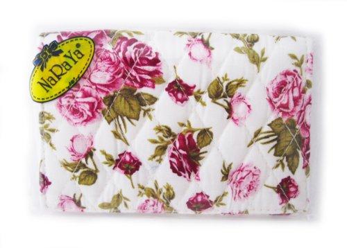 beautiful-naraya-cotton-handmade-name-card-holder-thai-souveniors-thailand-white-pink