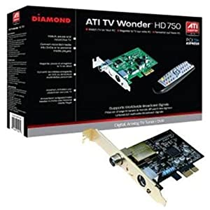Diamond Multimedia TVW750PEC HD TV Tuner Card
