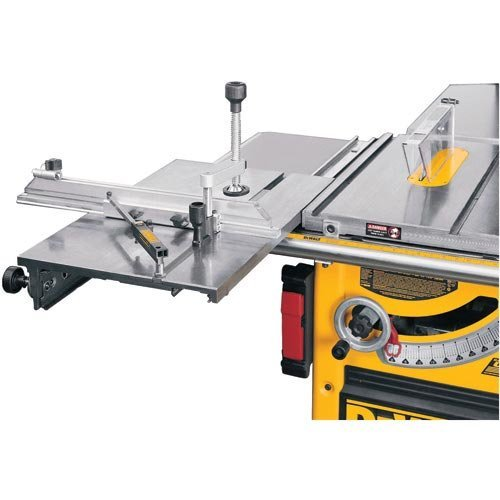 Table Saw Accessories Dewalt Dw7461 Table Saw Sliding Table