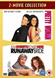 Pretty Woman/The Runaway Bride [DVD]