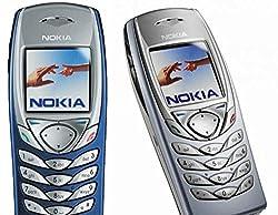 Nokia 6100 Mobile - Blue Color, Genuine Product
