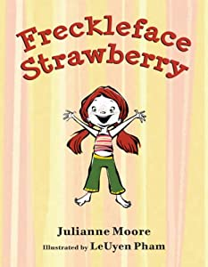 "Cover of ""Freckleface Strawberry"""