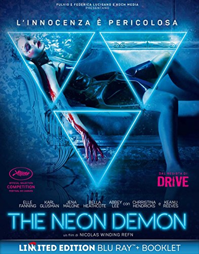 the neon demon (ltd) (blu-ray+booklet)