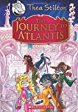 Thea Stilton: The Journey to Atlantis (Geronimo Stilton: Thea Stilton) by Geronimo Stilton (1-Oct-12) Hardcover