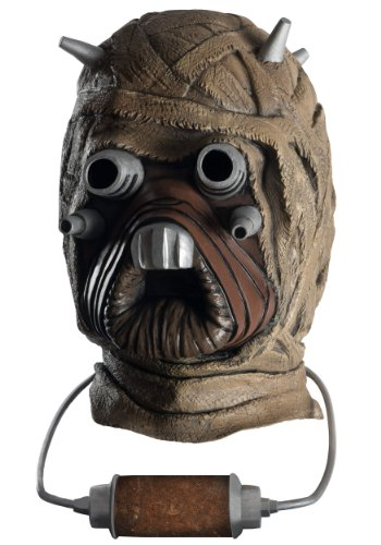 Star Wars Tusken Raider Deluxe Adult Overhead Latex Mask