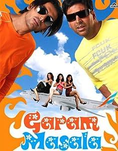 Garam Masala (2005) (Hindi Film / Bollywood Movie / Indian Cinema DVD)