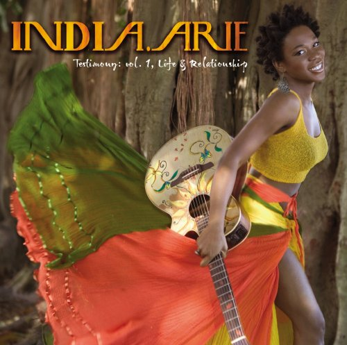 India Arie - Testimony Vol. 1, Life & Relationship - Zortam Music
