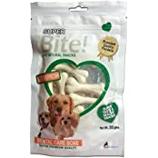 Super Bite Dental Care Bone For Dogs 80 Gm (pack Of 6)