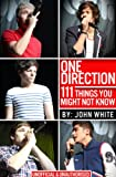 img - for ONE DIRECTION 111 Things you may not know book / textbook / text book