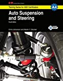 img - for Auto Suspension & Steering, A4 (Training Series for Certification) book / textbook / text book