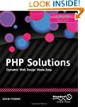 PHP Solutions: Dynamic Web Design Mad...