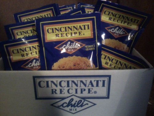24 Pack Cincinnati Chili