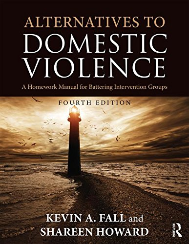 Alternatives to Domestic Violence: A Homework Manual for Battering Intervention Groups (Alternatives To Domestic Violence compare prices)
