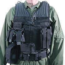 BLACKHAWK! S.T.R.I.K.E. Omega Vest - Black