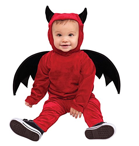 Fun World Li'L Devil Toddler Costume 12-24 Months