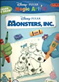 img - for How to Draw Disney-pixar Monsters, Inc. book / textbook / text book