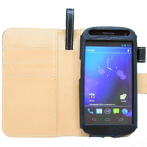 【Smart+Holder+for+Biz】+docomo+GALAXY+NEXUS+SC-04D+(ブックスタイル)