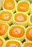 果物 ギフト 種なし柿 和歌山県産 柿 特大サイズ 1箱 12個入り