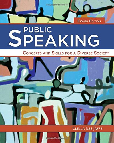 Public Speaking: Concepts and Skills for a Diverse Society PDF