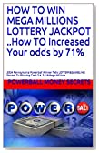 HOW TO WIN MEGA MILLIONS LOTTERY JACKPOT ..How TO Increased Your odds by 71%: 2004 Pennsylvania Powerball Winner Tells LOTTERY&GAMBLING Secrets To Winning Cash 3,4, 5,6,&Mega Millions