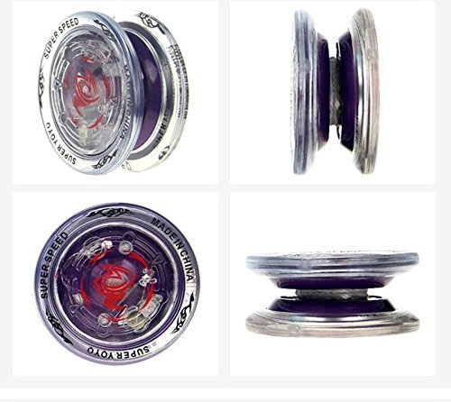 Blackcell Reflex Auto Return Yo-Yo (Color may vary) - 1