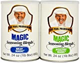 Chef Paul Prudhomme's Magic Seasoning Blends Poultry & Meat Combo