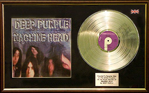 Deep Purple-Machine Head-LP Platinum & Cover CD