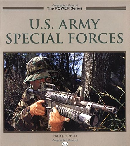 Us Army Special Forces (The POWER series)