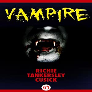 Vampire | [Richie Tankersley Cusick]