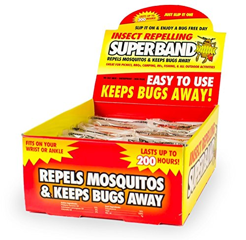 Insect Repelling Superband Box of 50