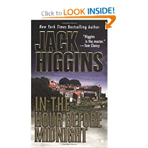 In the Hour before Midnight - Jack Higgins